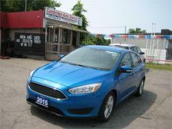 2015 Ford Focus SE   NO ACCIDENTS