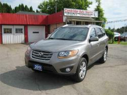 2011 Hyundai Santa Fe GL Premium - NO ACCIDENTS - POWER MOONROOF-SOLD